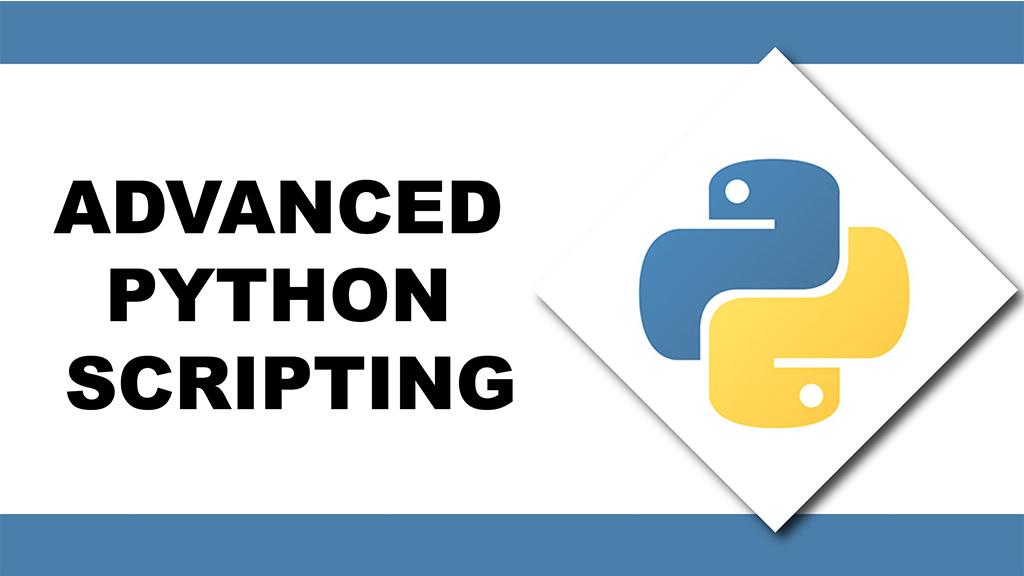 python scripting course