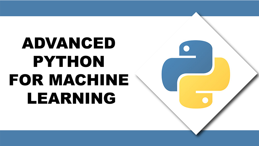 python for machine learning training