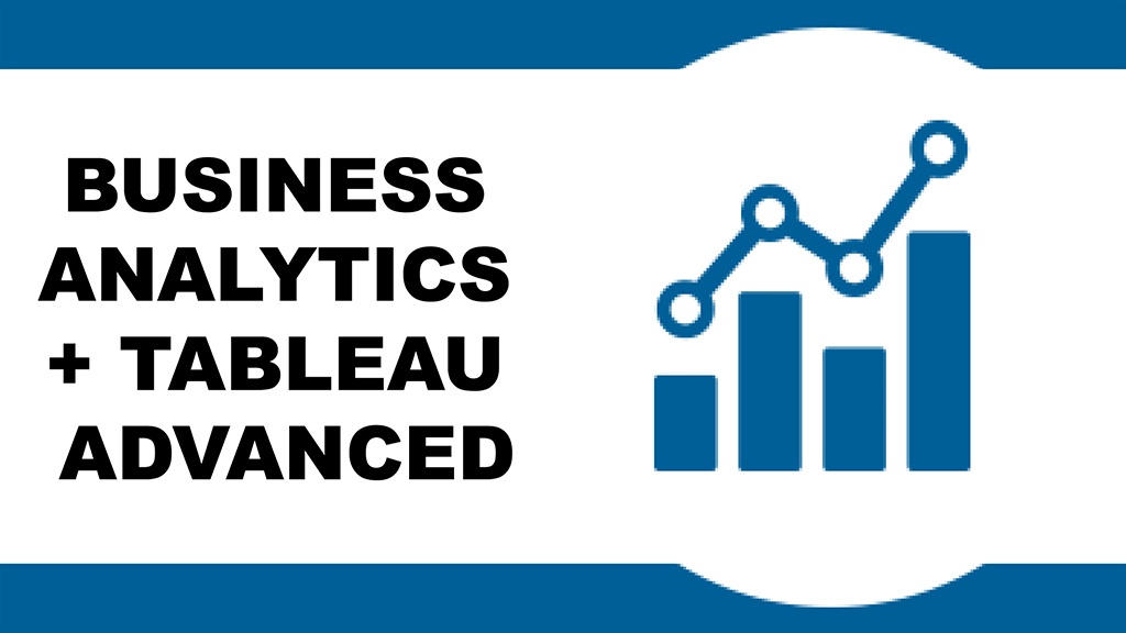 Business Analytics & Tableau Training