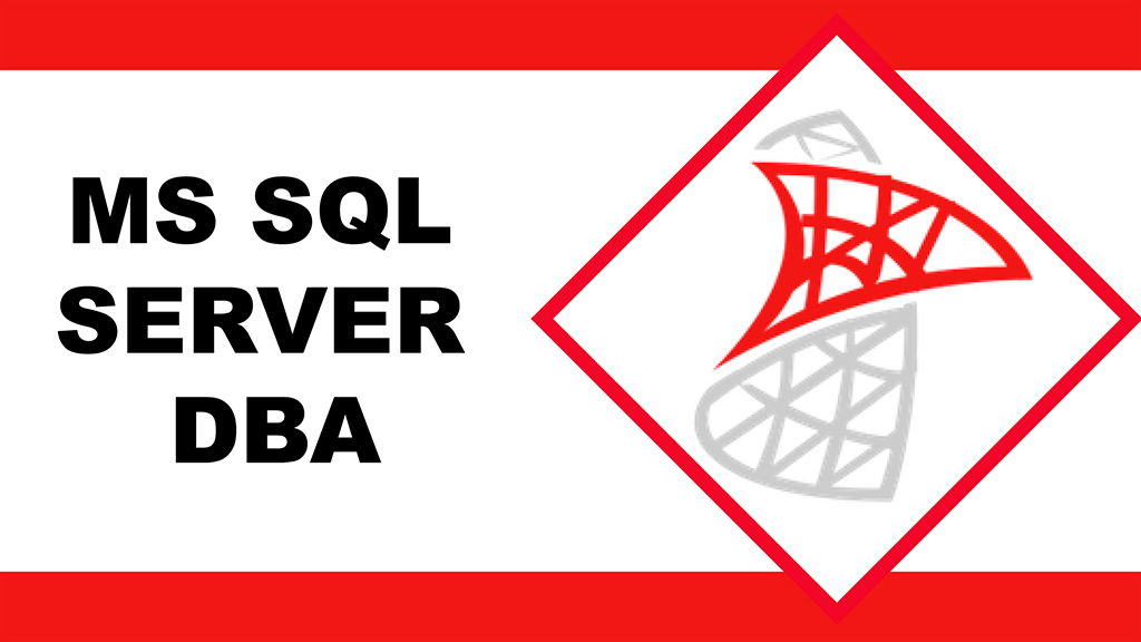 ms sql server dba course