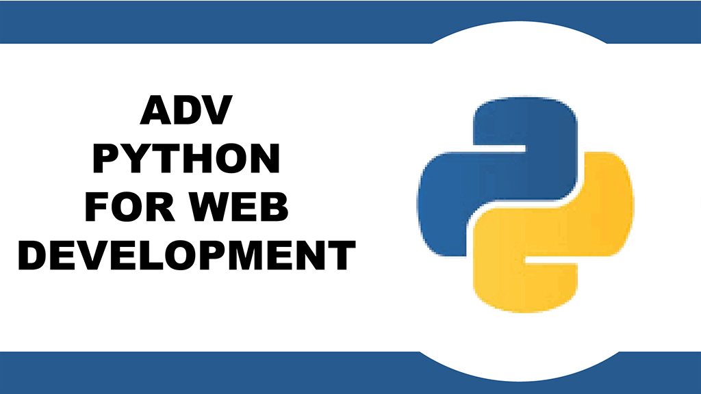 python for web development training